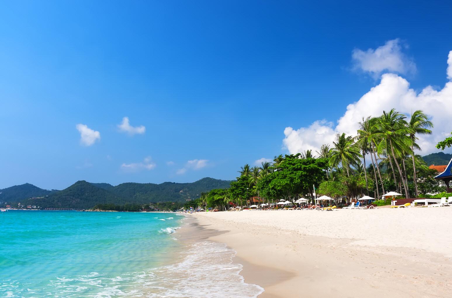 белье самуи пляж чавенг фото термобелье