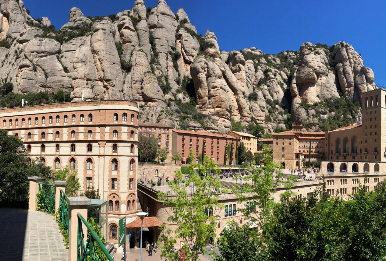 Монтсеррат монастырь