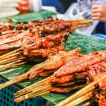 Фестиваль международной и тайской кухни
