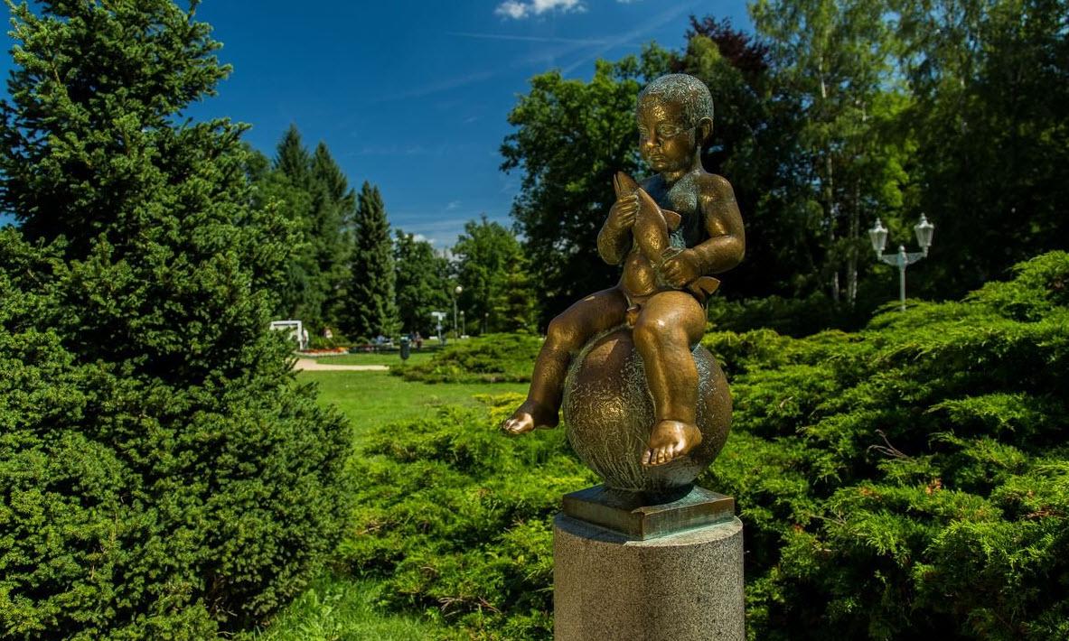 статуя Франтишека